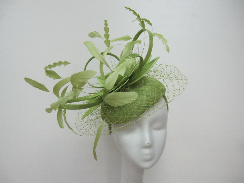 Mother of the Bride hhats Women's fascinators
