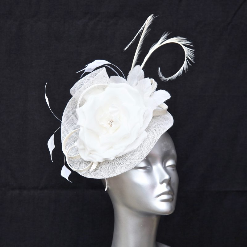 Wedding hats and fascinators