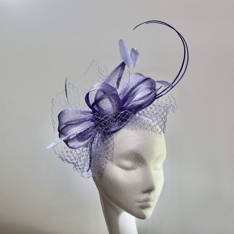 Mother of the bride/groom fascinator