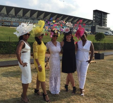 Ascot race day hats