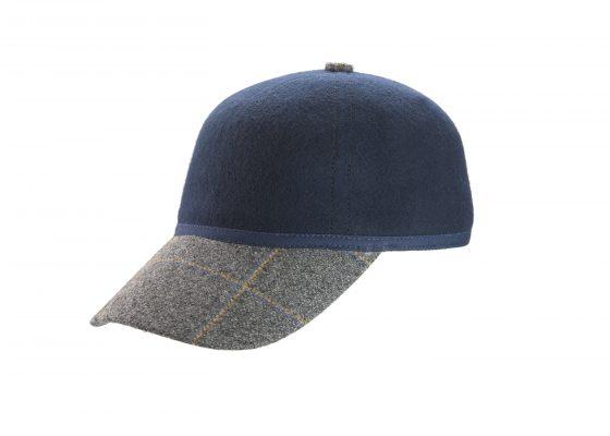 Winter baseball cap