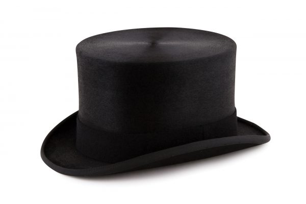 Christy's men's top hat