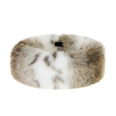 faux fur lynx huff