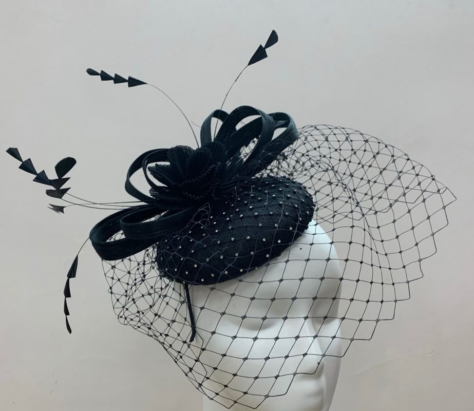 Ladies hats and fascinators
