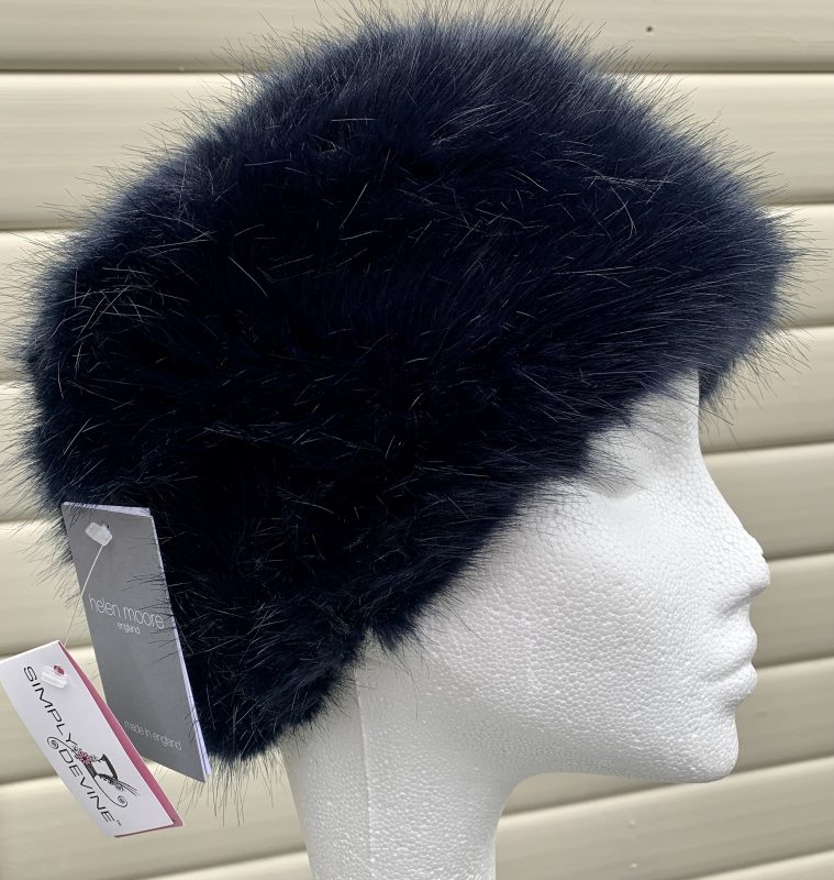 Cosy faux fur winter hats from Simply Devine